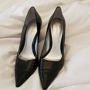 Nine West Leather Pumps
